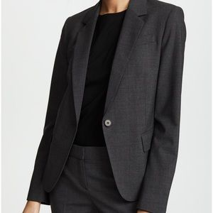 Theory Wool Stretch Blazer Gabe B Tallor